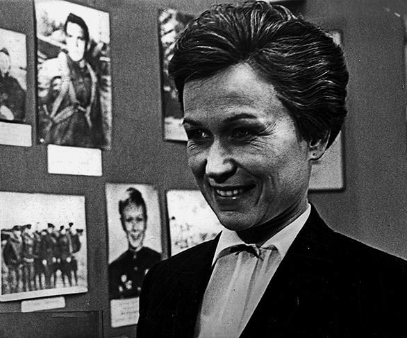 «Крылья». Реж. Лариса Шепитько. 1966