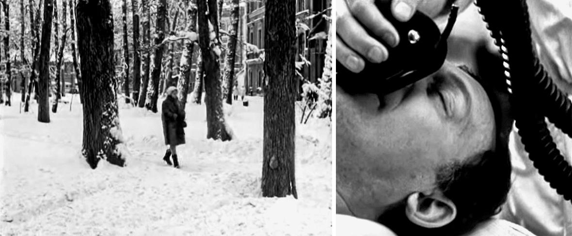 «Степень риска». Реж. Илья Авербах. 1968